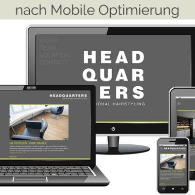 Headquarters mobile