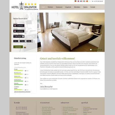 Hotel spalentor 2012-03
